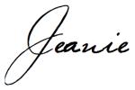 Jeanie Signature